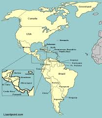 the americas map test your geography knowledge americas countries quiz lizard