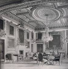 the devoted classicist the duke of devonshire s lost london house the ballroom of devonshire house