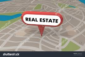 Map Home Real Estate Pin Map House Home Stock Illustration 568868425