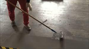 best applying epoxy floor coating photos flooring u0026 area rugs