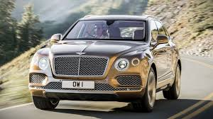 bentley suv 2017 2017 bentley bentayga w12 first edition usautoblog usautoblog
