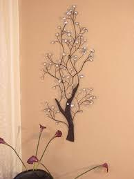 Deko Objekte Wohnzimmer Ideen Kleines Deko Baum Wand Dekorieren Sie Ihre Wohnzimmer Auf