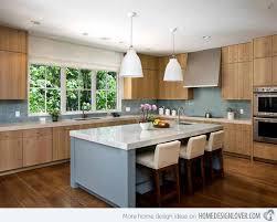 Kitchen Design Modern Contemporary - 15 amazingly cool blue kitchen ideas home design lover