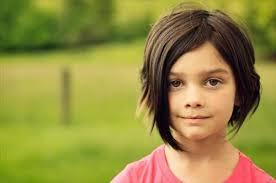 kids angle haircut adorable little girl with chin length bob haircut the mane event