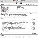 freelance writing invoice template written invoice template 10 free freelance invoice templates word