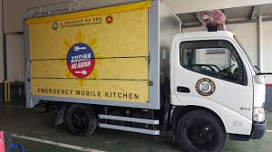 jeepney philippines for sale brand new hino ph completes mobile kitchens for davao city carmudi philippines