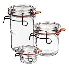 Bathroom Jars With Lids Canning Jars Canning Labels U0026 Jar Lids Bed Bath U0026 Beyond