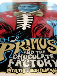 primus and the chocolate factory halloween poster 2014 zoltron