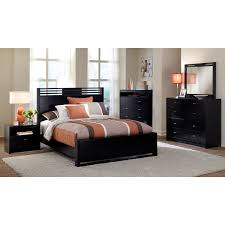 Black Queen Bedroom Sets Bedroom Marilyn Queen Bed By Value City Bedroom Sets For Bedroom