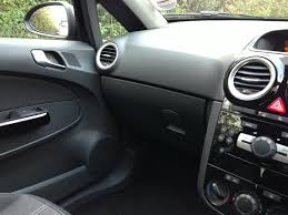 opel corsa 2009 interior rebel u0027s corsa d black edition 1 4 turbo