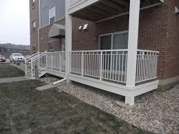 designbuilt u2013 railing u0026 aluminum products