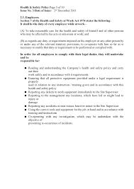 Example It Resume by Uk Security Handbook 2011