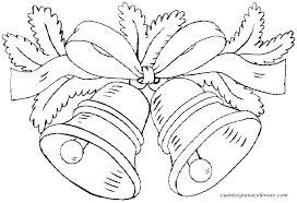 dibujos navideñas para colorear dibujos para colorear canas navideñas