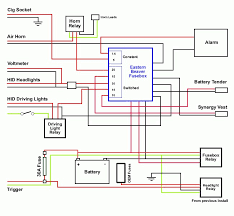 100 wiring diagram for xenon headlights hid conversion kit