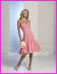 drop waist bridesmaid dresses wedding short dresses