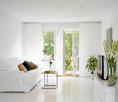 all white studio apartment plants for apartment balcony best