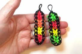 bracelet tutorials youtube images How to make loom bands with your fingers 10 tutorials jpg