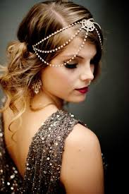 pretty hairstyles for long hair 1920s great gatsby pinterest