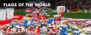 Poker Party Decorations International Flag Party Supplies Decorations U0026 Favors Party City
