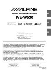 alpine ive w530 wiring diagram u2013 car audio systems