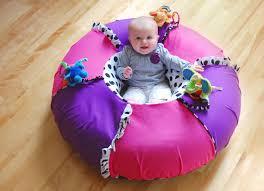 siege bebe gonflable siège d éveil gonflable bouée pour s asseoir mauve et