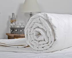 Duvet Summer Weight Natural 100 Pure Cotton Filling And Cover 1 Tog Summer Weight
