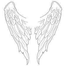 angel sketch cliparts free download clip art free clip art