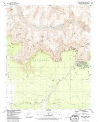 How To Read Topographic Maps Grand Canyon Maps Npmaps Com Just Free Maps Period