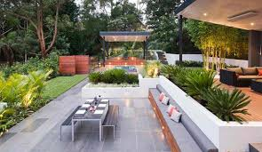 Patio Designs 15 Contemporary Backyard Patio Designs Home Design Lover