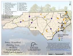Ohio Public Hunting Land Maps by Public Hunting On Du Projects In North Carolina