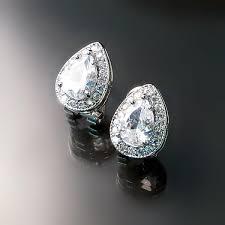 teardrop stud earrings shop earrings in silver and gold zoran designs jewelry