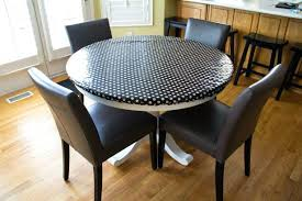elasticized picnic table covers round table cover with elastic accessories modern round black vinyl
