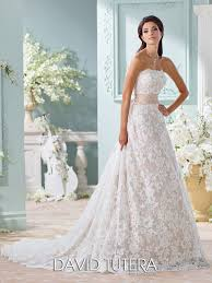 19 stunning colored wedding dresses colored wedding dress david