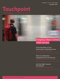 touchpoint vol 5 no 2 by service design network issuu