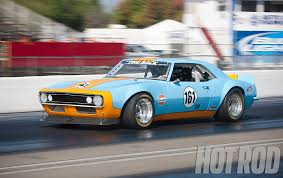 gulf racing truck you rank it 1967 gulf camaro rod network