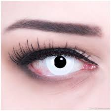 eye contacts for halloween sellers pure white crazy contact lenses u003dwholesale halloween