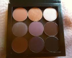 swatches makeup geek 8 eyeshadow starter kit i popped all 9 mug eyeshadows into the gorgeous z palette