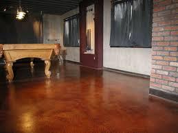 concrete basement floor finishing ideas ahscgs com