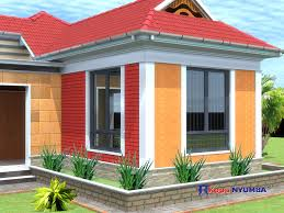basic 2 bedroom home kopanyumba
