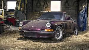 old porsche spoiler exclusive the story of the last ever rhd porsche 2 7 rs top gear