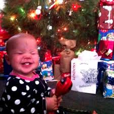 16 kids who got way too excited about their christmas gifts playbuzz