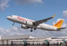 turkey u0027s pegasus airlines receives world u0027s first cfm powered