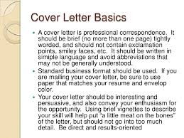 identifying your skills cover letters and followups