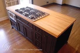 Counter Bar Top Custom Hard Maple Wood Countertop Princeton New Jersey