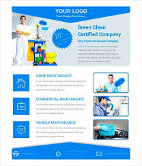 21 cleaning flyer templates free u0026 premium download
