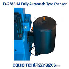 fully automatic tyre changer fitting assistor arm