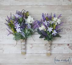 lavender bouquet wildflower bouquet wedding flowers bridesmaid bouquet