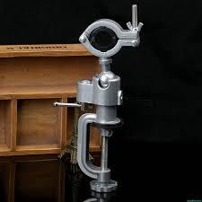adjustable aluminum aolly grinder stand clamp on grinder holder