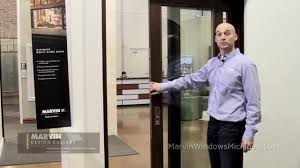 Marvin Sliding Patio Door by Marvin Scenic Patio Door Collection Youtube