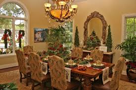 Dining Room Table Tuscan Decor Tuscan Home Decor Ideas Zach Hooper Photo